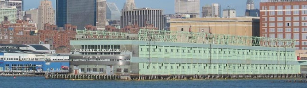Pier 57 – Hudson River Park