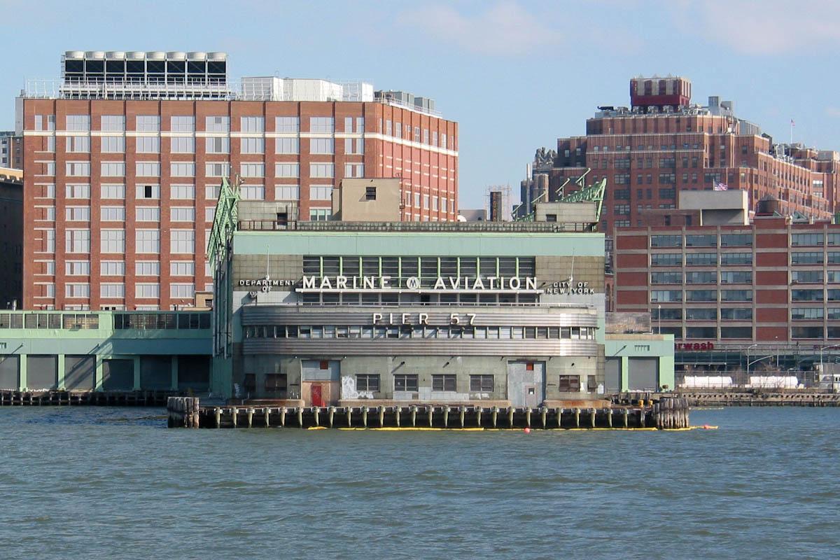 Pier 57 - Hudson River Park